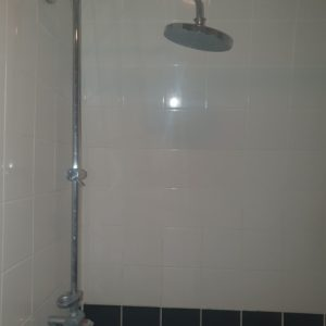 Plumber Stoke Bishop work showerhead bathroom fixed